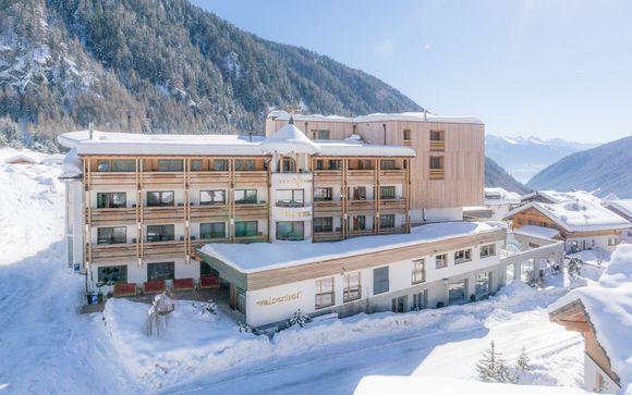 Delizioso stile alpino a 4* nella splendida Val Pusteria