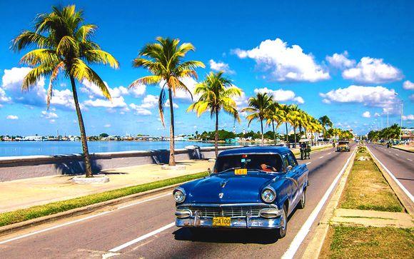 Atmosfera cubana a L'Avana e mare 4*S in All Inclusive