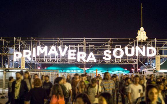 Il festival più trendy d'Europa in 4* sulla Diagonal