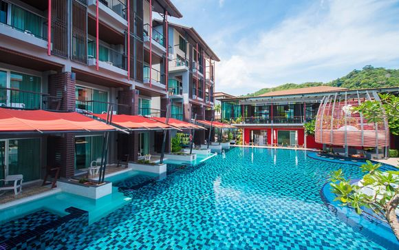Ao Nang Beach - Red Ginger Chic Resort 4*