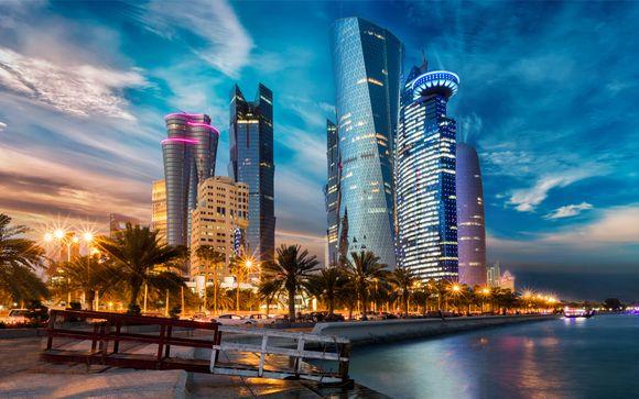 Alla scoperta di Doha e dell'India