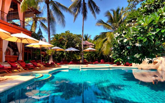 Well Hotel Bangkok Sukhumvit 20 4* + Zazen Boutique Resort & Spa 4*