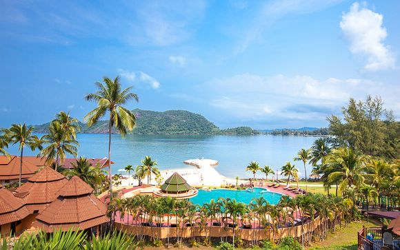 Ko Chang - Aiyapura Resort & spa 4*