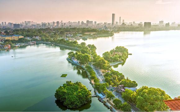 Vietnam - Itinerario