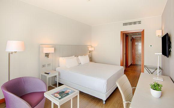 L'Hotel NH Lecco Pontevecchio 4*