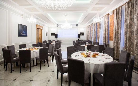 Grand Hotel Tchaikovsky 4*
