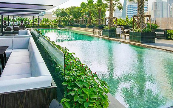 Bangkok - Holiday Inn Bangkok Sukhumvit 4*
