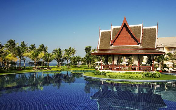 Krabi - Il Sofitel Krabi Phokeetra Golf and Spa Resort 5*
