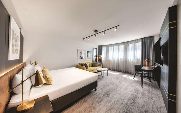 Sydney - Vibe Hotel Sydney 4*