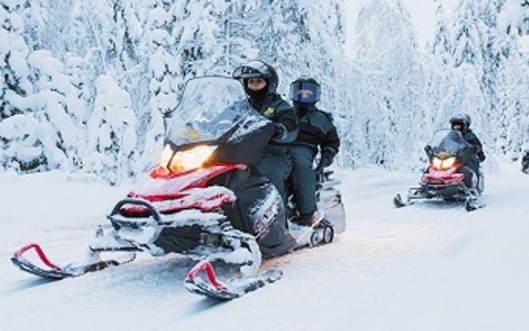 Escursione inclusa a Rovaniemi