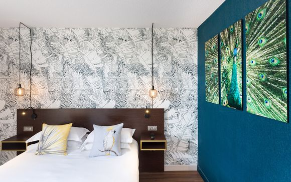 L'Hotel Birdy 4*