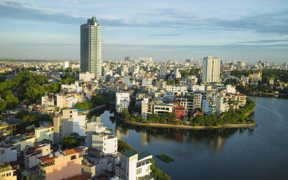 L'itinerario - 9 notti in Vietnam