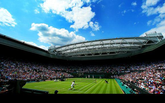Dorsett Shepherds Bush 4* e Wimbledon Tennis Championships