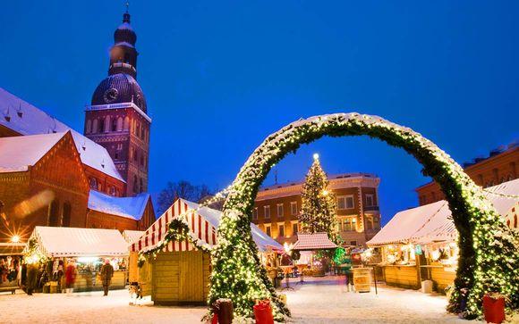 Speciale Mercatini di Natale - Hotel Wellton Centrum 4*