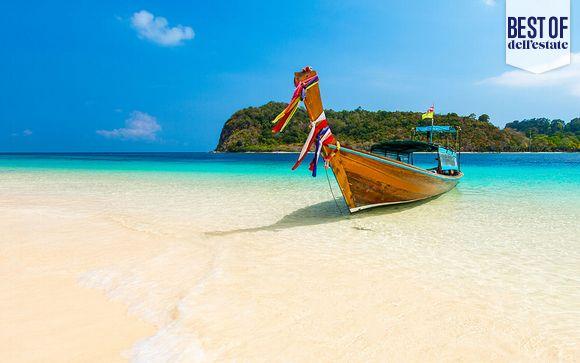 Tra città e spiagge da sogno alla scoperta della Thailandia