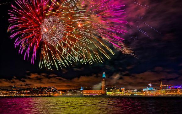 Capodanno tra Stoccolma e Helsinki con minicrociera