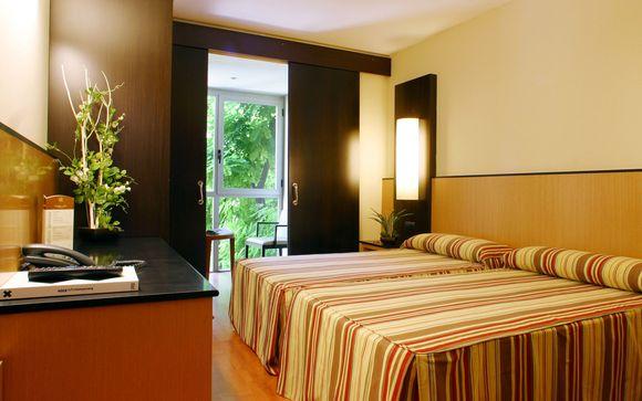 Hotel Catalonia Atenas 4* o similare