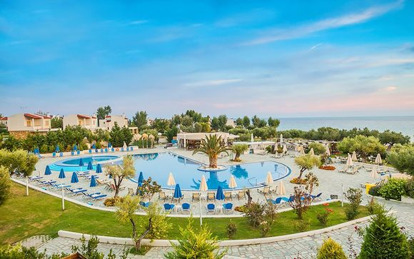 Anastasia Resort & SPA 4*S