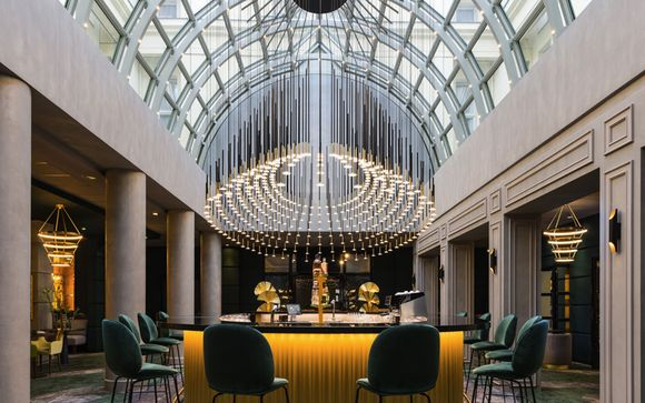 Hotel Le Louis Versailles Chateau MGallery By Sofitel 4*