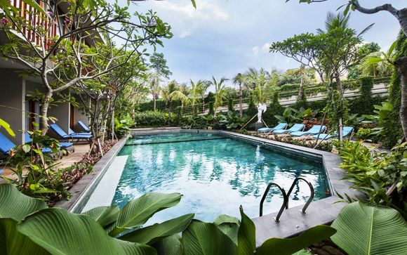 Ubud - Ubud Wana Resort 4*