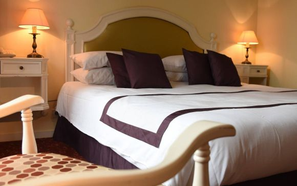 Il Soggiorno:Hotel Carlton Beaulieu sur Mer 4*