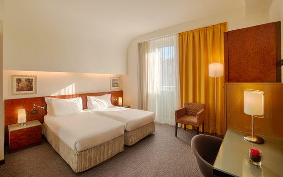 L'Hotel NH Bergamo 4*