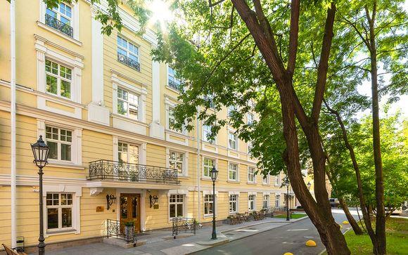 Il Garden Street hotel 4*