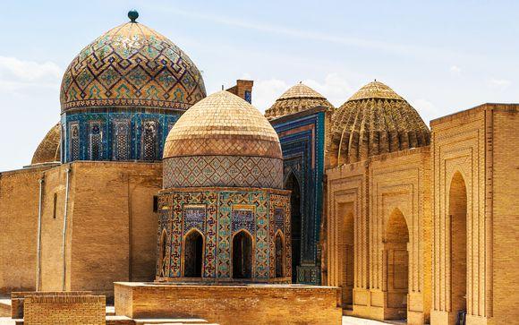 Percorsi dorati tra le meraviglie dell'Asia Centrale