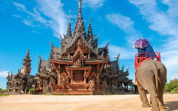 Alla scoperta di Pattaya