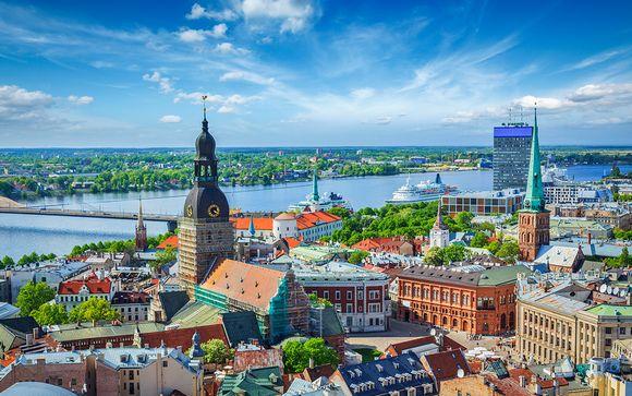 Combinato Riga & Stoccolma