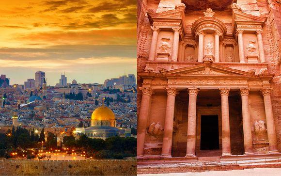 Alla scoperta di Israele e Giordania
