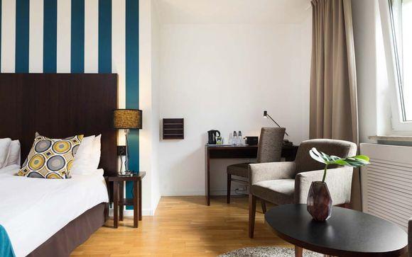 L'Hotel Garden Malmo 4*