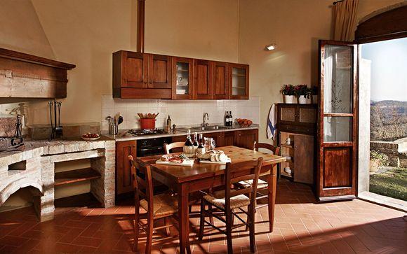 La Residenza d'Epoca Borgo Il Castagno