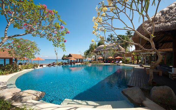 Seres Springs Resort & Spa 5*, Sudamala Suites & Villas Lombok 5* e Sudamala Suites & Villas  Sanur 5*