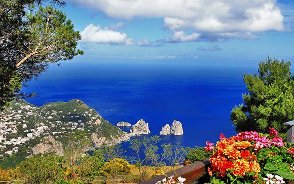 Viaggio tra Ischia, Capri e Napoli