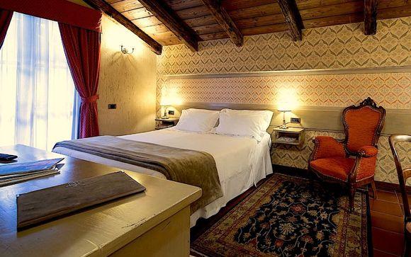 Hotel Mont Blanc Relais & SPA 5*