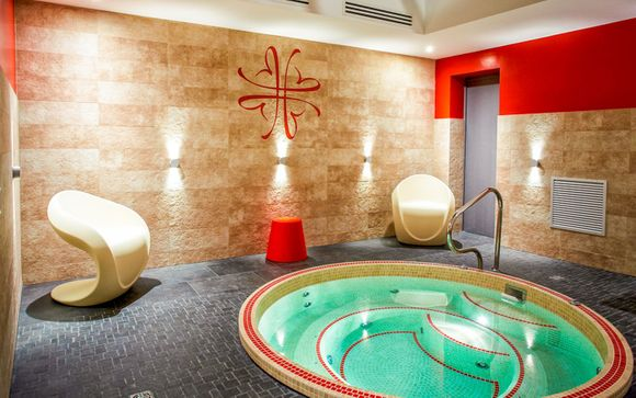 L'Hotel & Spa Le Bouclier d'Or 4*