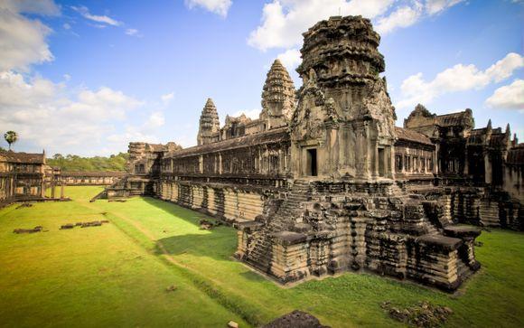 Alla scoperta della Cambogia
