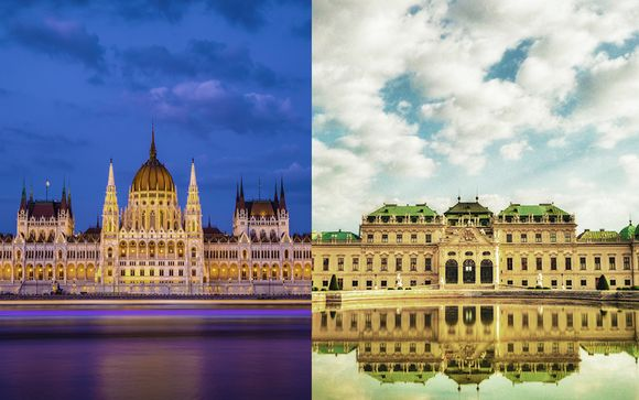 Bo33 Hotel Family & Suites Budapest 4* + Lindner Hotel Am Belvedere Vienna 4*