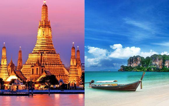I tesori di Bangkok e Chiang Mai e il relax delle spiagge a Krabi