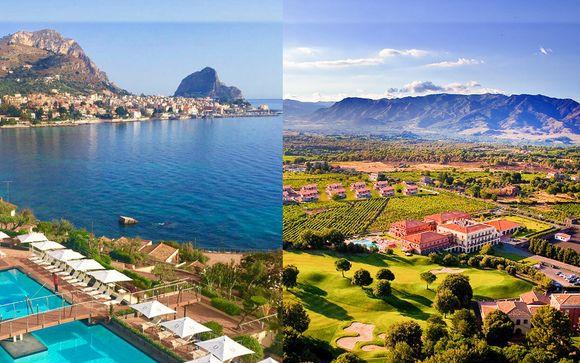 Domina Zagarella Sicily 4* + Picciolo Golf Resort 4*