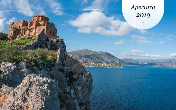 Eleganti Suite sulla costa del Peloponneso