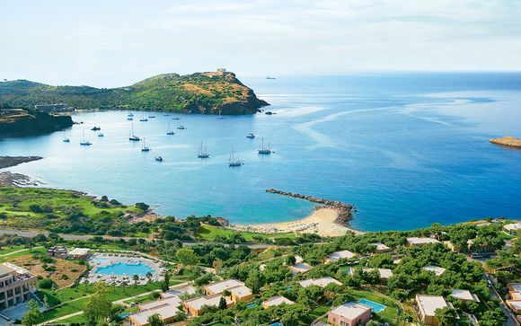 Grecotel Cape Sounio Exclusive Resort 5*