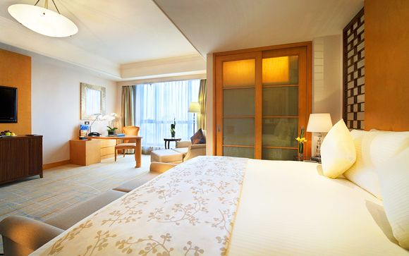 Shanghai - Hotel Doubletree by Hilton Shangai - Pudong 5*