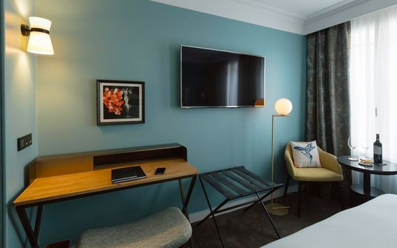 XO Hotel 4*