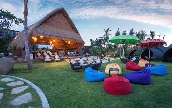 Klungkung - Wyndham Tamansari Jivva Resort Bali