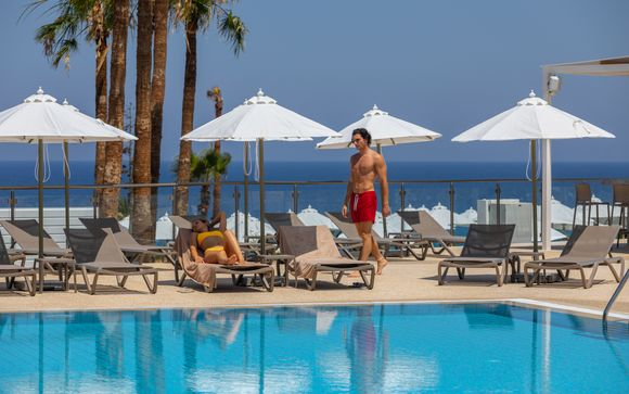 Il Leonardo Crystal Cove Hotel & Spa - by the Sea 4* - Adults Only