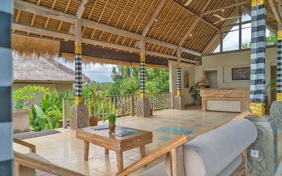 Ubud - Atta Mesari Resort & Spa 4*