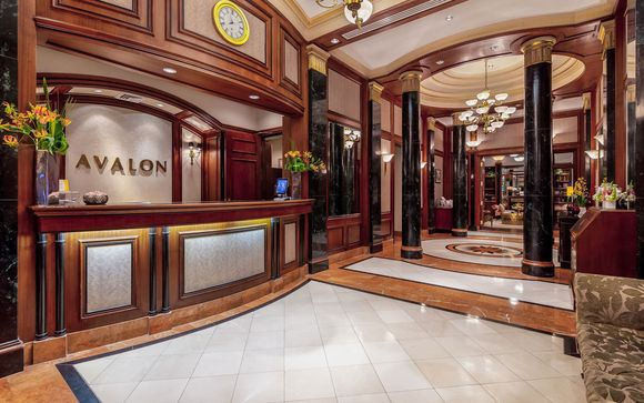 New York - The Avalon Hotel 4*