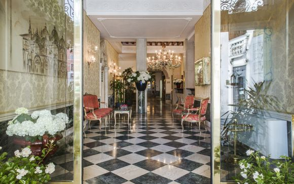 Eleganza a 4* in un splendido palazzo nobiliare